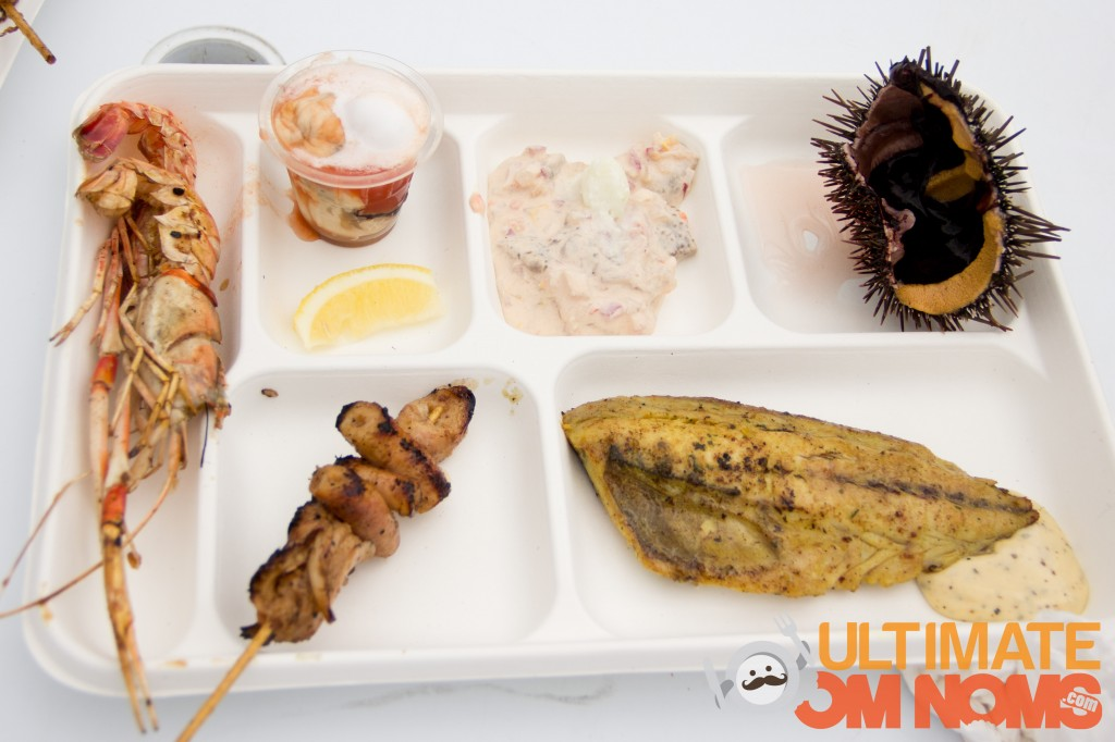 Seafood Challenge