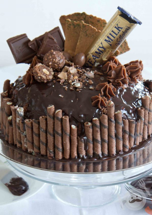 Foolproof Chocolate Cake Recipe (child-friendly)