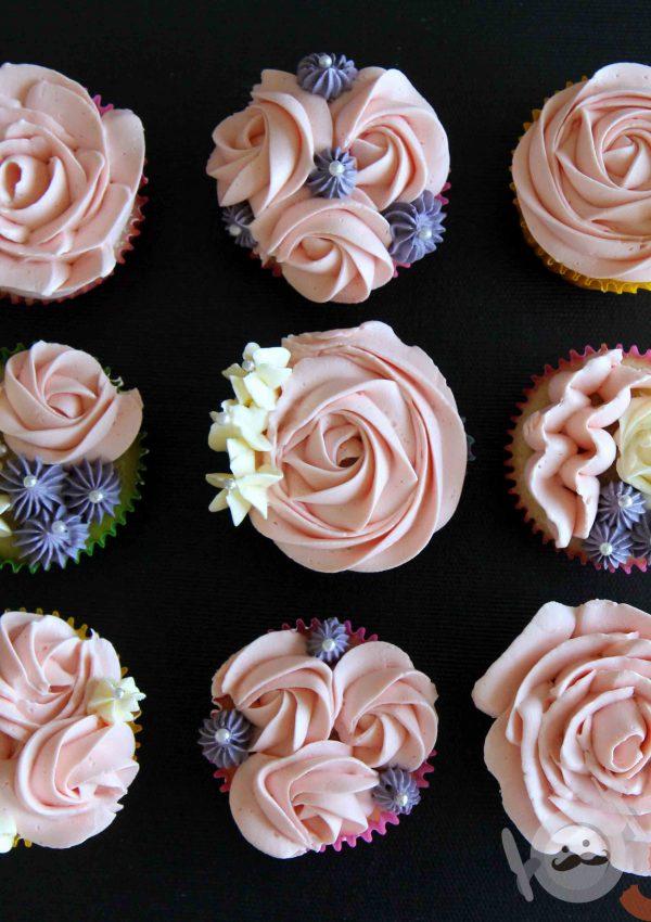 Soft and Fluffy Vanilla Cupcakes