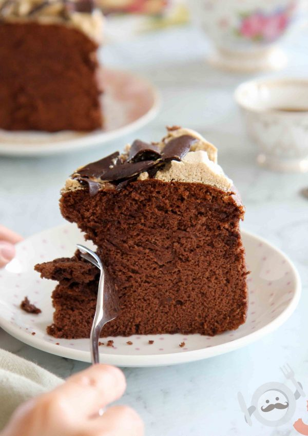Chocolate Cake Recipe (Tang Mian Method)